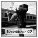 قالب عاشقانه 3