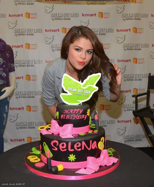 ترجمه متن آهنگ Birthday از Selena Gomez