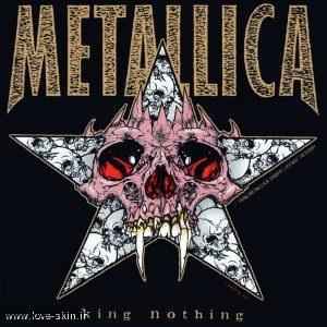 ترجمه متن آهنگ King Nothing از Metallica