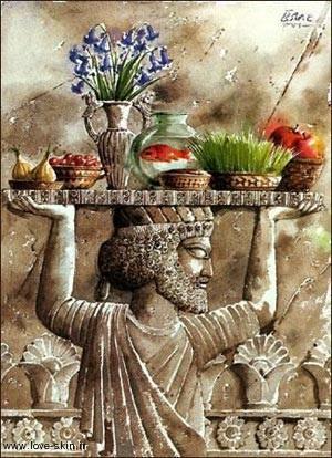 عکس بنر های تبریک عید نوروز 1395